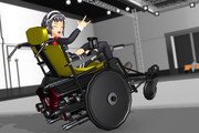 車椅子V8ヴァンテージ