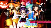 【MikuMikuDance】Happy Halloween 2015【MMDハロウィン】