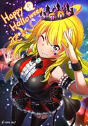 Happy Halloween みき☆ミ