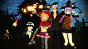 【AHS】Happy Halloween ‼【ボカロ・ボイロ】