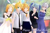 Happy Birthday Neru!!
