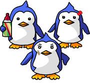 輪るピングドラムペンギン1号2号3号★