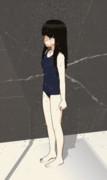 【MMD】女の子の日常モーション(シャワー編)