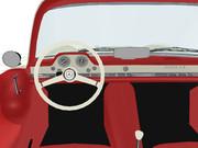 ガルウィングなオイゲンさんの愛車(300SL)その2(メルセデス・ベンツ)W198
