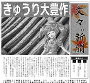 【第7回東方ニコ童祭Ex】東方秋失傳1話 文々。新聞より
