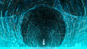 海底洞窟的なところ
