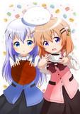 【ごちうさ】チノ&ココア