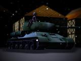 アナスタシア with T-34/85