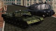FVC-15ベリサリウス主力戦車