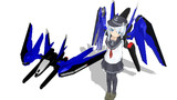 【MMD】大鷲 響カスタム【艦MSV】