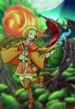魔の森の逃走劇