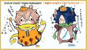 ☆ちびハロウィン☆