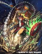 【カードファイト!!ヴァンガード】スチームメイデン ラシナ・ベル