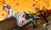 秋の黒ちゃん