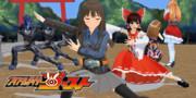 【MMD】アイドルライナーXVIIゴースト きゅん!ゴーストガール!#7