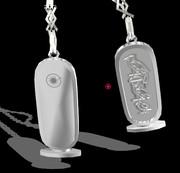 atemu-necklace モデル 配布