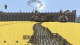 【Minecraft 】PS4で街作り中!!!   城外の農家