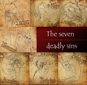 七つの大罪の悪魔