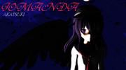 (MMD) 黒き天使現る 暁×JOMANDA