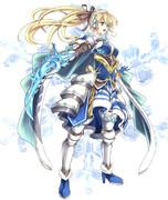 氷の国の王女