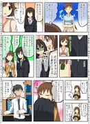武内Pとスーツ