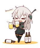 betrunken!