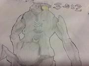 スパルタンS-012 スカーレットを描いてみた