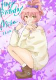 happy birthday mika☆