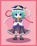 デフォルメ映姫