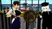 【MMD艦これ】My Sweet 舵輪【モデル配布】
