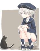 猫とレーベ