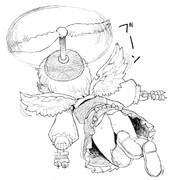 みすちードローン焼き鳥デリバリー