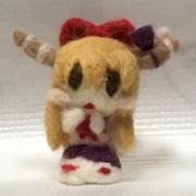 羊毛SIK.ikasumiyaki