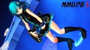 【MMD-PVF3】『ロストワンの号哭』