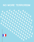 NO MORE TERRORISM