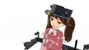【モデル更新】龍驤改二モデル