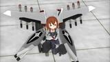 【MMD】重雷装航空駆逐艦 雷