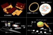 【MMDアクセサリ配布あり】裁縫セット