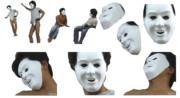 おフェラ座の怪人 新素材 透過画像集