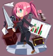 企業戦士、リクルーター!(C89用)