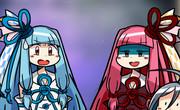 【予告】琴葉姉妹立ち絵製作途中経過