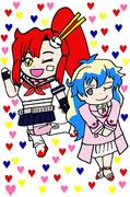 ヨーコ&ニア SD
