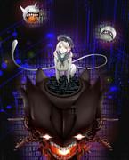 深海棲艦『妖怪猫吊るし』