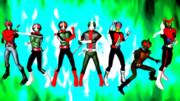 栄光の七人ライダー