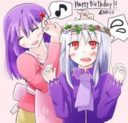 イリヤ誕生日
