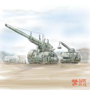 ガンタンク砲撃特化型