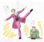 うたって踊れる検事!!