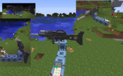 【Minecraft】むせる銃を作ってみた【JointBlock】
