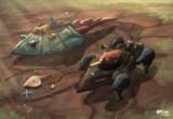 帝国の脚付きタンクです!!