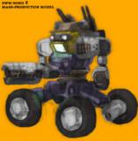 SWW-ROBOTⅢ 量産型